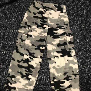 Other - Boys Camouflage Sweatpants/Pajamas Size 3T